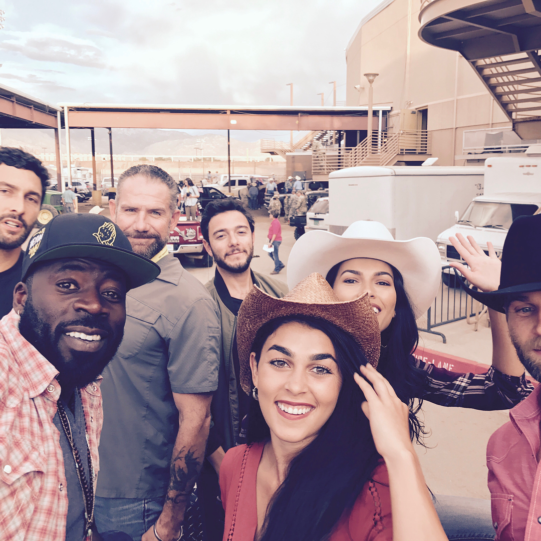 The Brave To Support Heroes For Horses At The Nm State
